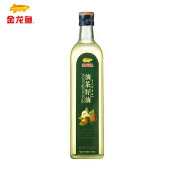 金龙鱼油茶籽油750ml 食用油