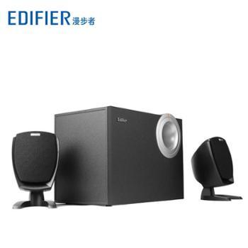Edifier/漫步者R201T06多媒体2.1有源电脑音箱低音炮音响台式机笔记本电脑音箱