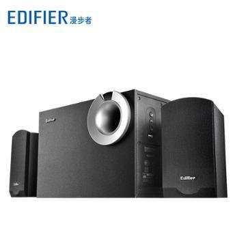 Edifier/漫步者 R206P多媒体有源2.1电脑音箱U盘木质低音炮手机音响