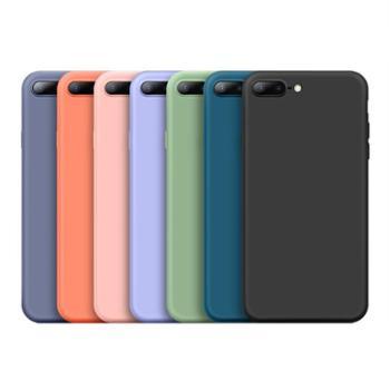 特然 液态硅胶苹果手机壳软壳 适用iPhone6s/7/8Plus/ XS/XR/11Promax