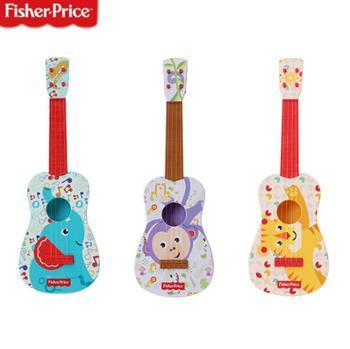 费雪儿童尤克里里吉他初学者早教益智乐器玩具