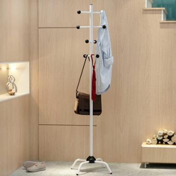 索尔诺衣帽架多功能落地家用卧室挂衣架衣服架客厅创意衣架子