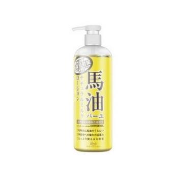 LOSHI北海道马油身体乳485ml/瓶