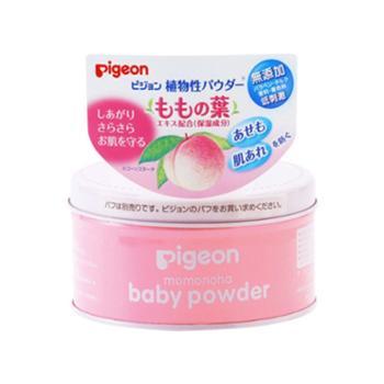 PIGEON贝亲爽身粉125G