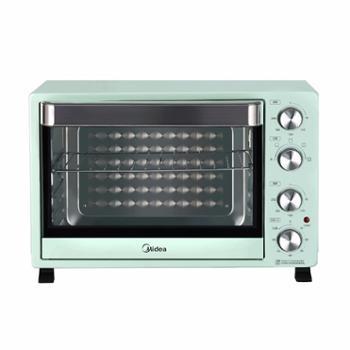 美的/Midea 家用多功能电烤箱35升上下独立控温 PT35A0