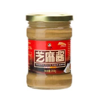 阿诚 白芝麻酱 200g