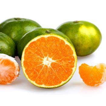渝橙源江 现摘青皮早熟蜜桔 酸甜多汁 5斤装