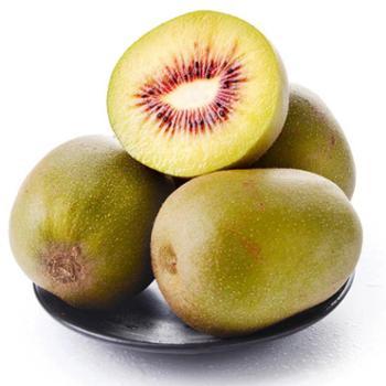 渝橙源江 红心猕猴桃新鲜水果 30枚装约5斤(单果70g-90g)