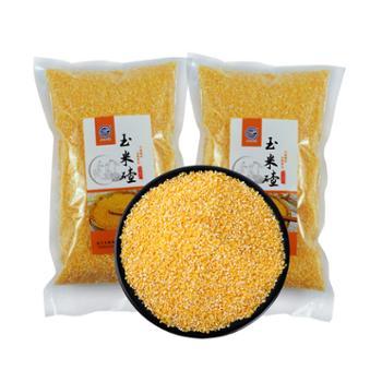 大清沟 玉米碴 1000g 东北风景区杂粮 组合装