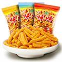 京麟 味咪虾条锅巴薯条小吃整箱零食50包 12g