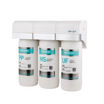 水美乐/AquaMelon三级超滤厨下净水器M-115686-1