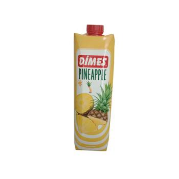 迪美汁 土耳其进口 20%菠萝汁饮料 1L*2盒