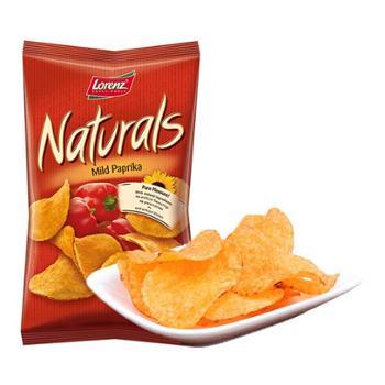 劳仑兹 德国进口 薯片 红椒味 100g*2袋