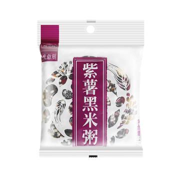 燕之坊 紫薯黑米粥 150g*7袋