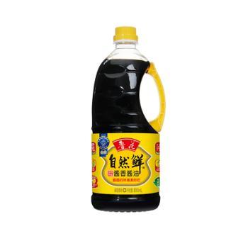鲁花 自然鲜酱香酱油 800ml