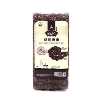 米之州 云南糙甜黑米 400g
