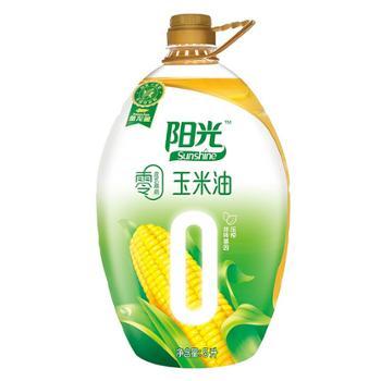 金龙鱼 阳光零反式脂肪玉米油(非转) 5L