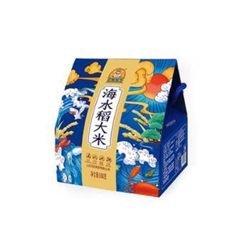 林大馋 海水稻 耐盐碱水稻 500g