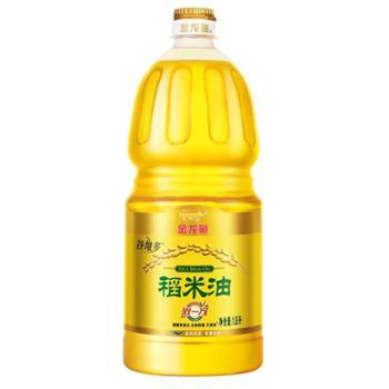金龙鱼 双一万谷维多稻米油 1.8L