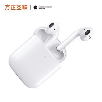 Apple AirPods 配无线充电盒 无线蓝牙耳机 2019款