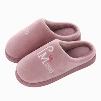 新款棉拖鞋家用防滑厚底保暖