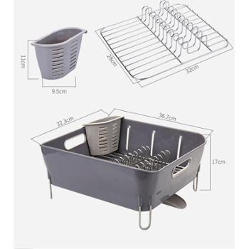 建厦厨房沥水架放碗碟架置物架