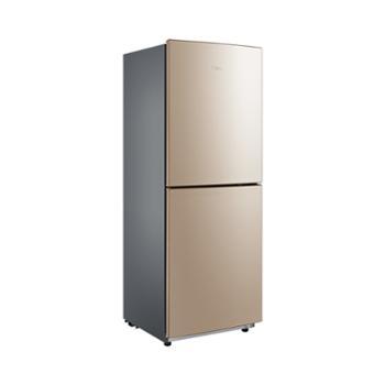美的(Midea)BCD-172CM(E)双开门直冷双温芙蓉金电冰箱172L