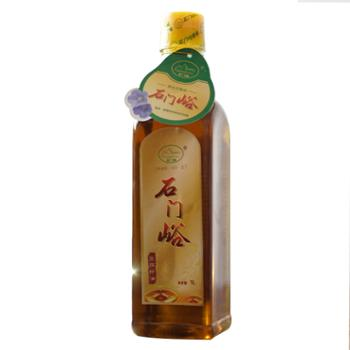 石门峪石磨胡麻油1L/瓶