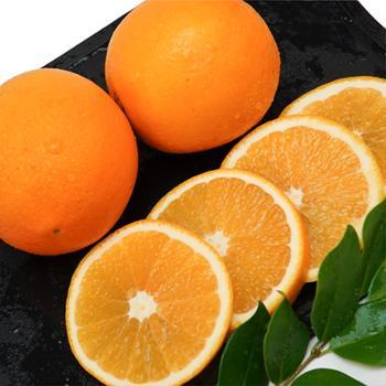 好客山里郎赣南夏橙精品果带箱5斤65-70mm口感甜酸适度