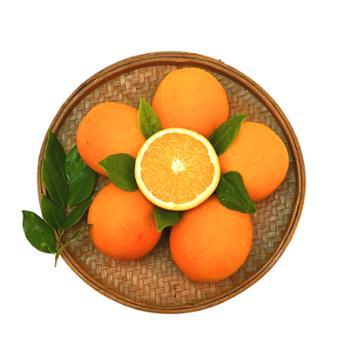 好客山里郎赣南夏橙精品果带箱10斤果径65-70