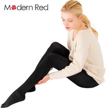 Modern Red打底裤袜女丝袜女士天鹅绒防勾丝大码超薄性感连裤袜