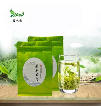 嘉木秀硒绿茶特级香茗250g