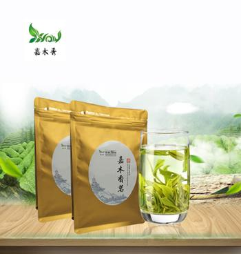 嘉木秀硒绿茶一级嘉木香茗250g