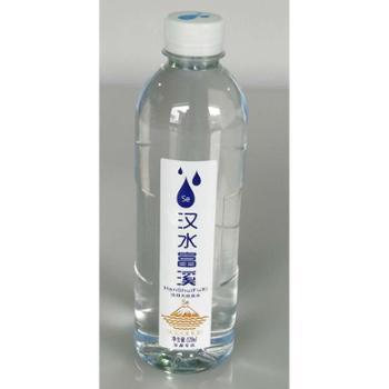 【同寨生态】汉水富溪天然泉水畅饮瓶装水520ml*24瓶