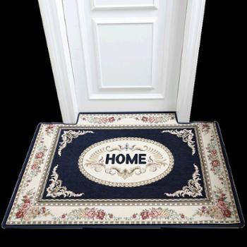 简约入户门地垫家用脚垫进门门厅地毯门垫门口卧室防滑垫定制垫子