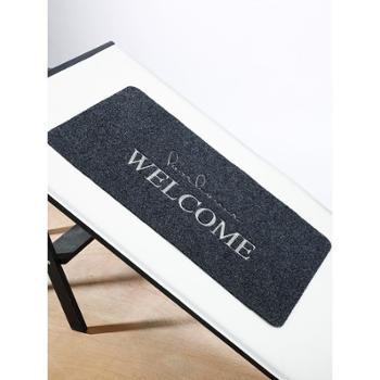入户地垫门垫进门门口门厅家用蹭脚垫卫生间防滑垫子吸水地毯定制