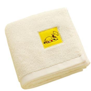 洁丽雅/grace 兰宝可梦长绒棉 加厚纯棉A类毛巾