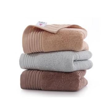 图强 纯棉毛巾 素色 34cm*74cm 135g 1条装