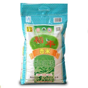 金良稻丰 鄱阳湖香米一级大米新米长粒米香米南方广东籼 10kg