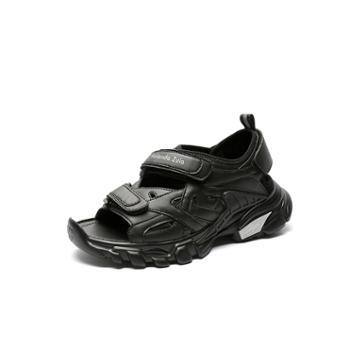 yolandazula夏季防滑轻便运动凉鞋增高凉鞋