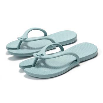蕉趣便携折叠拖鞋一体式沙滩人字拖