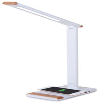 联创DF-LP005M护眼学习台灯智能无线充电触摸开关无频闪调控台灯