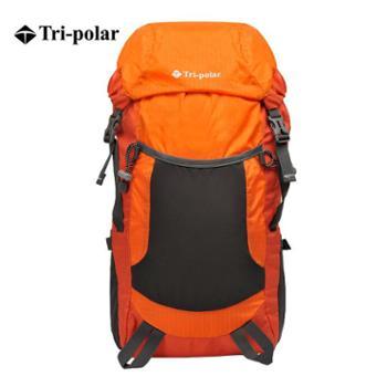 Tri-polar户外包郊游包大容量包运动背包35L可折叠包收纳超轻双肩背包登山包户外包