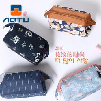 凹凸创意多功能立体大容量旅行杂物收纳包袋女式化妆包