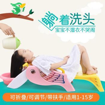 儿童洗头椅加大号幼儿童洗头躺椅子小孩子洗头床宝宝洗头发凳子