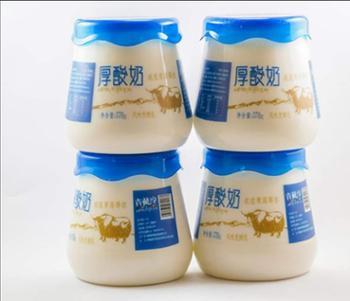青藏纯 厚酸奶 370克X6瓶