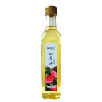 纳福汇 高山红花 纯正山茶油 500ml