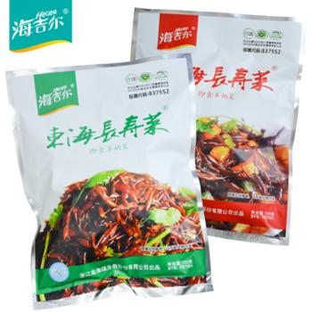 海吉尔东海长寿菜100gX10包