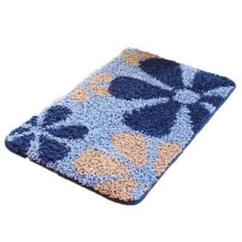 地垫弯头纱入户门垫卧室吸水脚垫浴室防滑垫子