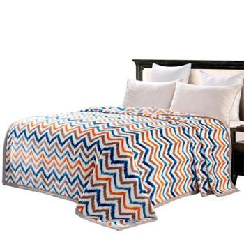 芳恩家纺FN-T472/472-1生活之家云绒毯冬季法兰绒毛毯空调毯珊瑚绒毯午睡毯